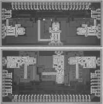 Millimeter-wave CMOS circuits for uncompressed HD transmision